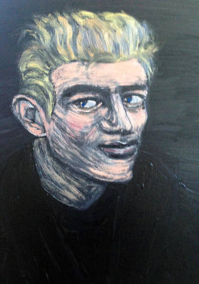 Rebel Without A Cause Original by Deb Wolf