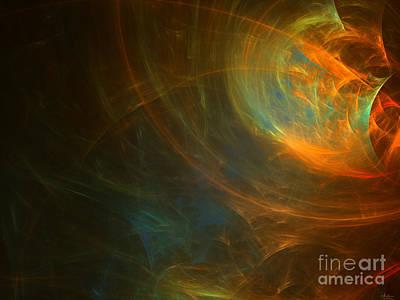 Digital Art - Rebirth by Arlene Sundby