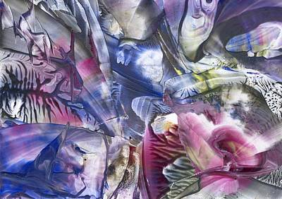 Rebirth Art Print by Cristina Handrabur