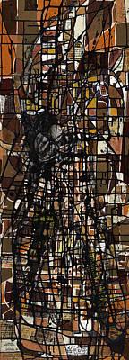 Jamaican Painting - Rebirth by Garfield Morgan