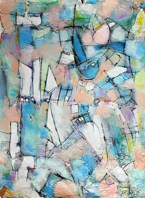 Thomas Kinkade - Rebirth of Wonder   by Hari Thomas