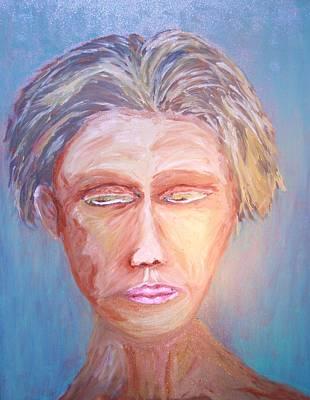 Paul Morgan Painting - Recession 2013 by Paul Morgan