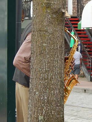 Reclusive Sax Man Original