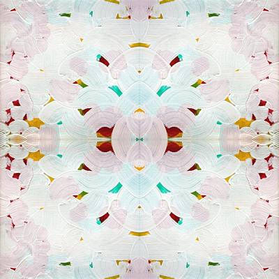 Painting - Recombinant Mandala 2 by Paul Ashby