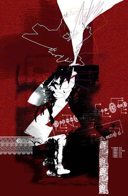 Digital Digital Art - Recurring Dream by Aniko Hencz