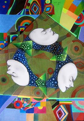 Recyclability Art Print by Simona Dancila