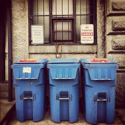 Beastie Boys - Recycled Boston by Mark Valentine