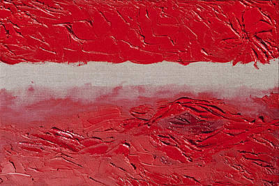 Red And Linen Original