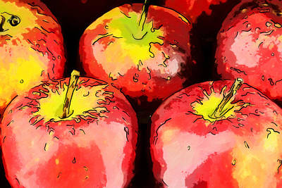 Red Apples Original by Tommytechno Sweden