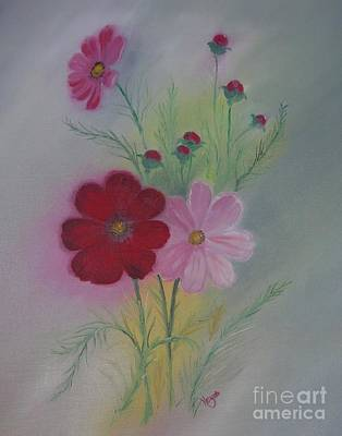 Painting - Red by Barbara Hayes