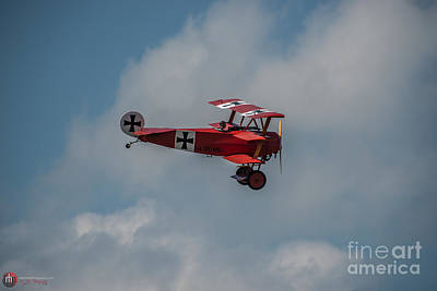 Photograph - Red Baron by Rob Heath