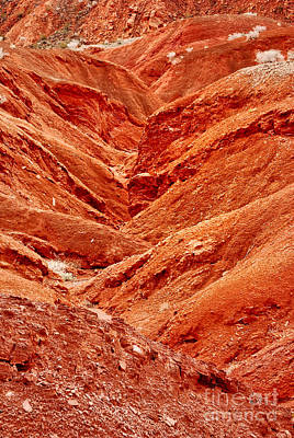 Photograph - Red Canyon by Les Palenik