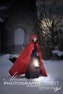 Photograph - Red Cape by Alana Ranney