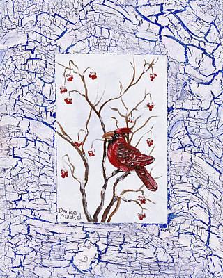 Red Cardinal Original