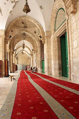 Red Carpet Original by Munir Alawi