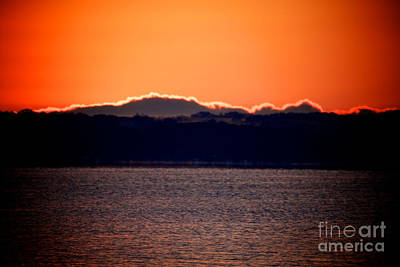 Photograph - Red Dawn by William Norton