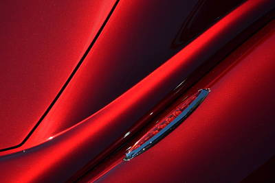 Photograph - RED by Dean Ferreira