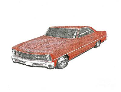 Red Desire Art Print