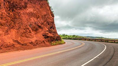 Photograph - Red Dirt Maui by Pierre Leclerc Photography