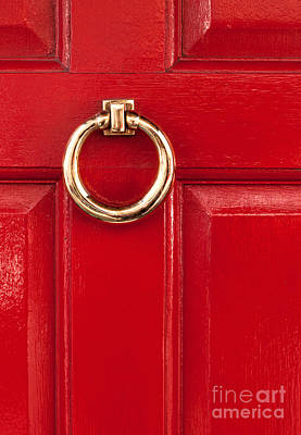 Photograph - Red Door 02 by Rick Piper Photography