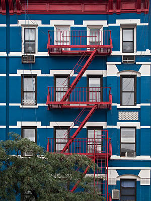 Photograph - Red Escapes by Cornelis Verwaal