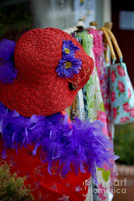 Red Hat Society Photograph - Red Hat Society by Amy Cicconi