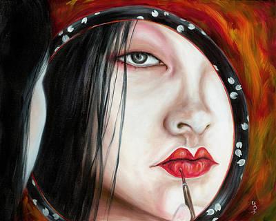 Painting - Red by Hiroko Sakai