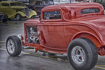 Photograph - Red Hot by Jack R Perry