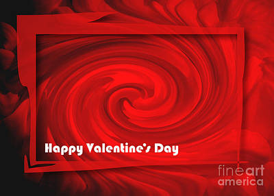 Photograph - Red Hot Valentine by Cheryl McClure