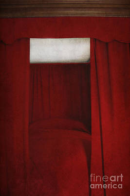 Bed Quilts Photograph - Red by Margie Hurwich