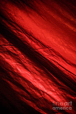 Photograph - Red by Michael Arend