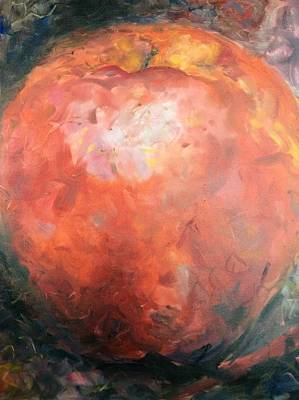 Painting - Red Orange by Karen Carmean