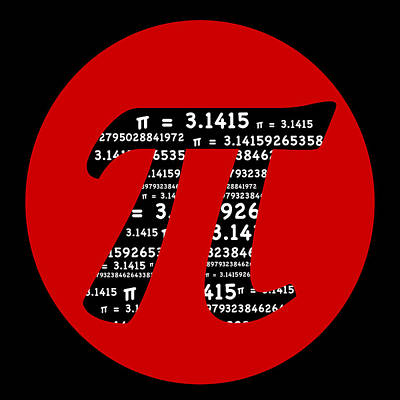 Photograph - Red Pi by Marianne Campolongo