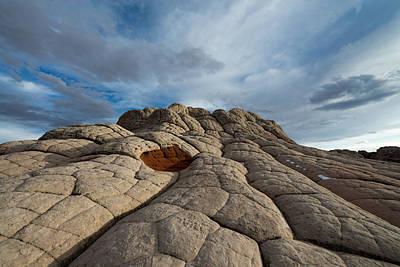 Photograph - Red Pocket by Dustin  LeFevre