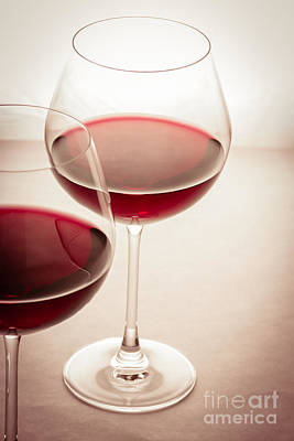 Photograph - Red Red Wine by Ana V Ramirez