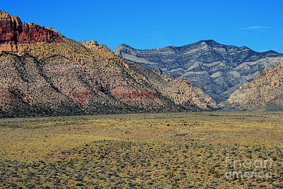 Photograph - Red Rock Canyon 17 by Diane montana Jansson