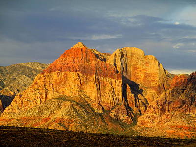 Red Rock Canyon 2014 Number 1 Art Print