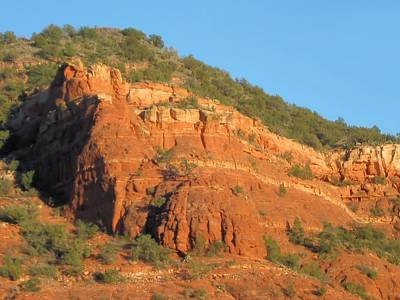 Photograph - Red Rock Formation by MTBobbins Photography