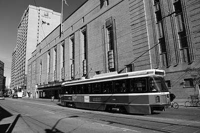 Toronto Maple Leafs Photograph - Red Rocket 23b by Andrew Fare