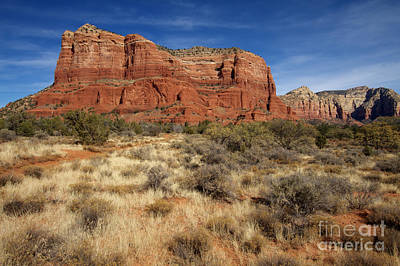 Photograph - Red Rocks Of Sedona by Photography by Laura Lee