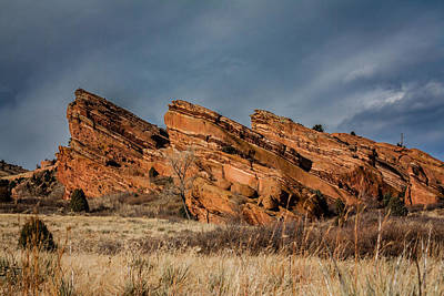 Photograph - Red Rocks Trio by Karen Saunders