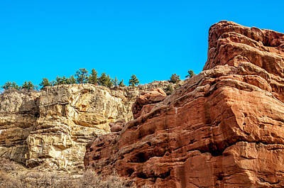 Photograph - Red Rocks View 002 by Todd Soderstrom