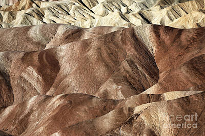 Photograph - Red Sand Patterns by John Rizzuto