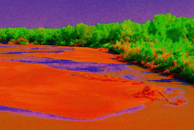 Photograph - Red Sands by Jodie Marie Anne Richardson Traugott          aka jm-ART