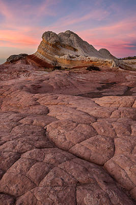 Photograph - Red Skies At White Pocket by Chuck Robinson