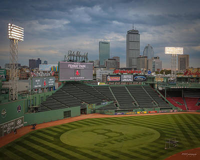 Red Sox Strong Art Print