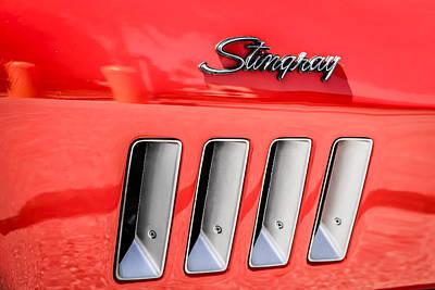 Red Stingray Original