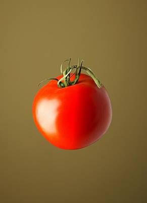 Travel - Red Tomato by Darren Greenwood