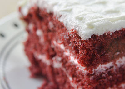 Photograph - Red Velvet by Rick Mosher