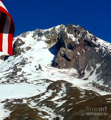Photograph - Red White And Blue by Susan Garren